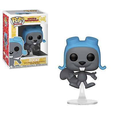 Funko Pop Animation: Rocky & Bullwinkle Flying Rocky 448 34461 In stock