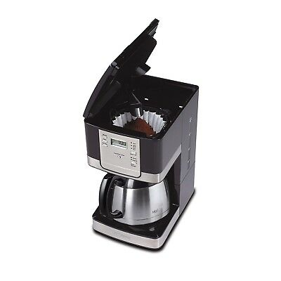 Best Coffee Maker 8 Cup Programmable Kitchen Barista Machine With Thermal