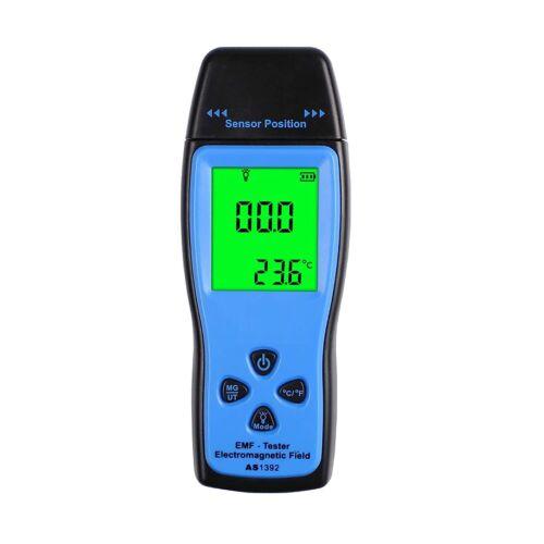 Paranormal Ghost Hunting Equipment Handheld Digital EMF Detector