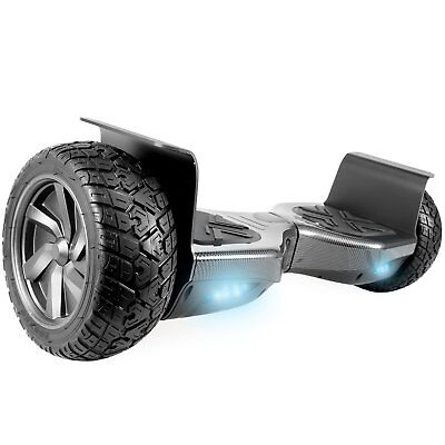 8 5  Off Road Hoverboard Self Balancing Electric Scooter All Terrian Bluetooth