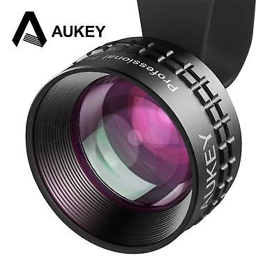 Aukey Optic Pro 2X Professional HD Telephoto Clip On Smartph
