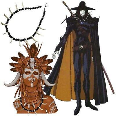 Voodoo, Vampire Hunter, Prehistoric, Fang, Claw COSPLAY or Halloween Necklace  (Vampire Hunter Kostüm)