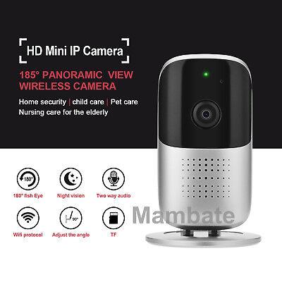 Hd 1080P Wifi Smart Ip Camera Home Security Network Cctv Surveillance Detector