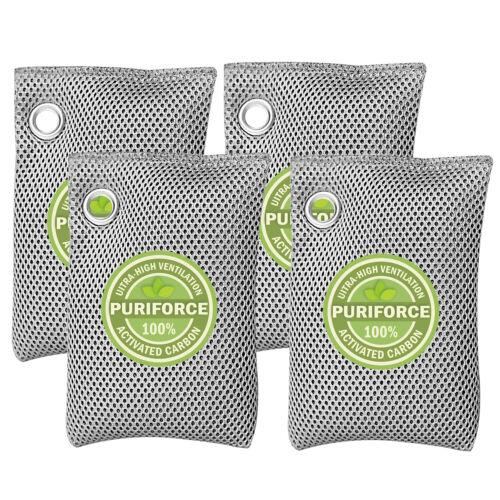 Nature Fresh Air Purifier Bag Style Charcoal Bamboo Purifyin