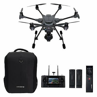 Yuneec USA Typhoon H PRO Hexcopter in Backpack With Intel RealSense Obstacle Nav