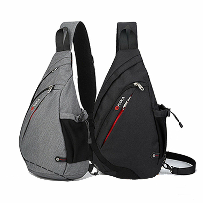 Crossbody Backpack Sling Bag Travel Rope Shoulder Bag Daypac