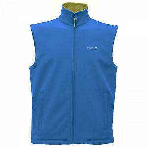 Regatta Bradwell Sleeveless Softshell Jacket Bodywarmer Mens Gilet New S-4XL