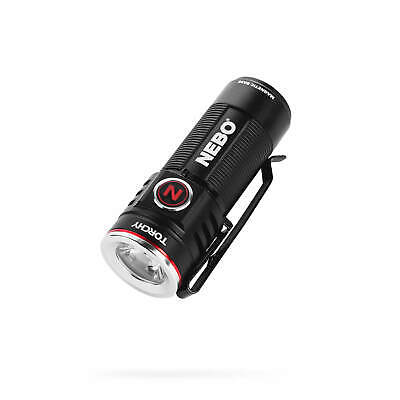 Nebo 6878 Torchy Rechargeable Pocket Light 1000 Lumen Flashlight with MagDock