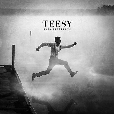 TEESY - GLÜCKSREZEPTE  CD NEU