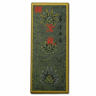 Temple Incense Jing Kwan (Clear Gaze) Oriental Incense Large 120 Stick Box