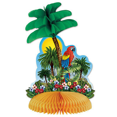 Tropical Island Centerpiece ( Pack of 12)