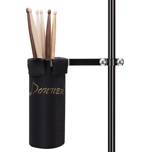 Donner Portable Nylon Drum Stick Holder Drumsticks Bag