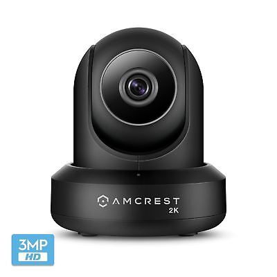 Amcrest Ultrahd 2K Rep Ip3m 941B Wifi Video Monitor Security Ip Cam Dual Band
