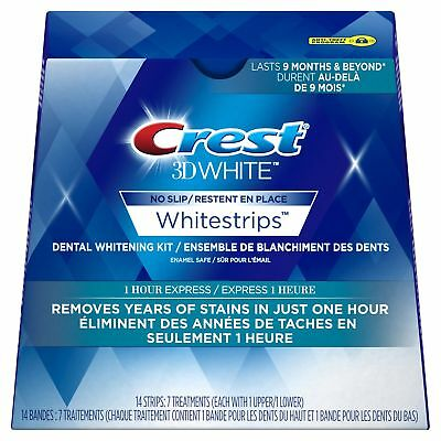 crest3d whitestrips 1 hour exp... Image 1