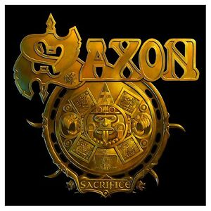 SAXON Sacrifice Picture Disc Vinyl LP NEW & SEALED