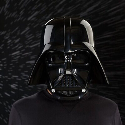 Used, Star Wars Darth Vader Premium Helmet Electronic Carnival Cosplay Toys Gift for sale  Shipping to Canada