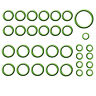 AC A/C System O-Ring Kit Gasket Seals Oring Santech Rapid Seal Repair Kit