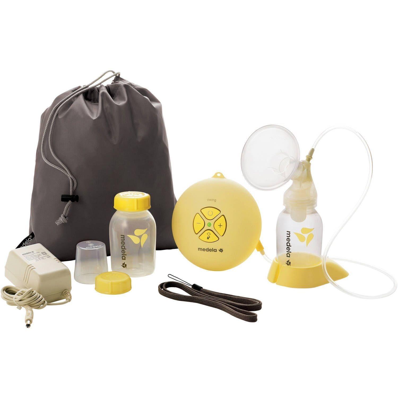 Medela Swing Single Electric Breast Pump Kit - New Open Box