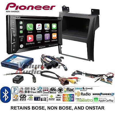 Clear Screen Protectors For Pioneer AVH-3300nex 2pcs Tuff Protect