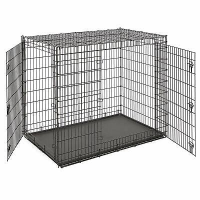 Midwest Solution Series Ginormous Double Door Dog Crate