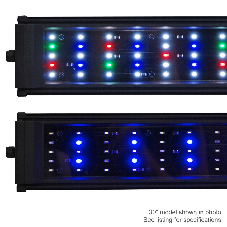 24 X 48 Led Light Fixture: Beamswork DA FSPEC LED Aquarium Light Freshwater Full