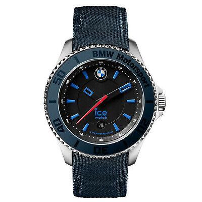 Ice Bmw Motorsport ICE-001113 Blue Leather Quartz Fashion Watch