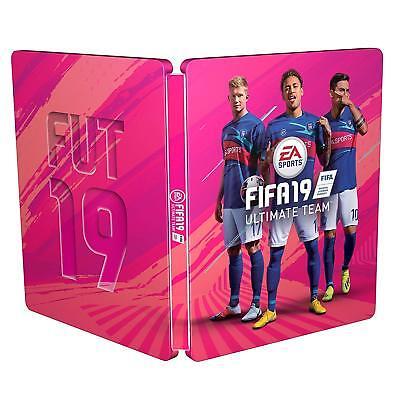 Fifa 19 Steelbook Steel Box Steelcase ohne Spiel NEUWARE