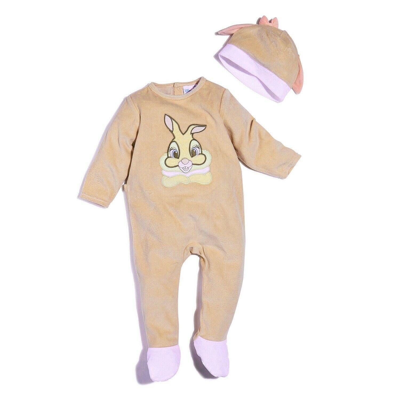 Lot pyjama MISS BUNNY + bonnet