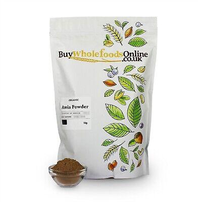 Organic Amla Powder 1kg   Buy Whole Foods Online   Free UK P&P
