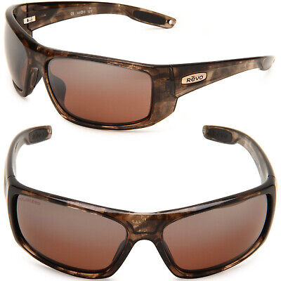Revo Sunglasses Headway Tortoise w/Bronze Polarized (Revo Headway Sunglasses)
