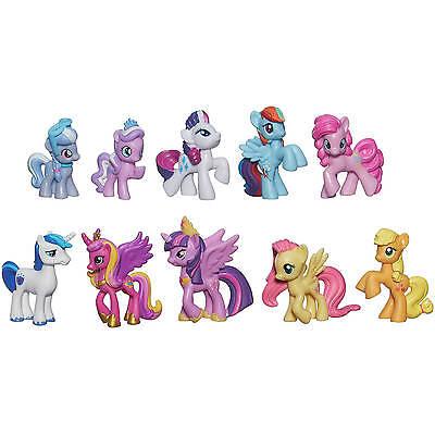 My Little Pony Friendship Is Magic Princess Twilight Sparkle & Friends
