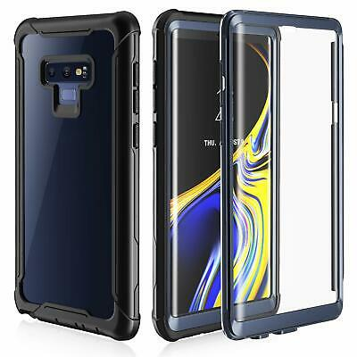 For Samsung Galaxy Note 9 Cell Phone Case - Full Body Case with Built-in Touch