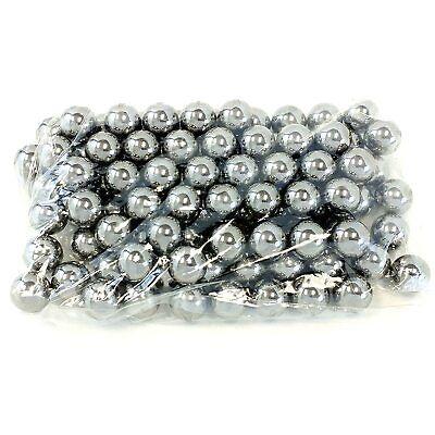 Avler 12 Inch .50 Caliber Steel Bearing Balls For Slingshot Ammo Pack Of 100