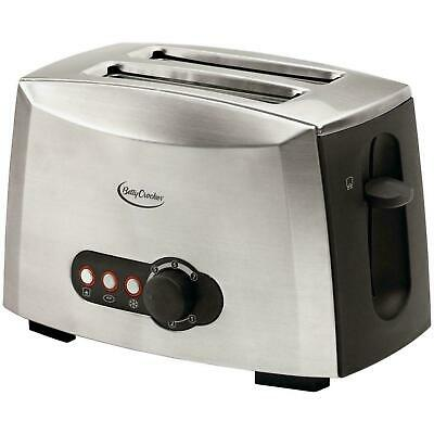 2 Slice Toaster Stainless Steel