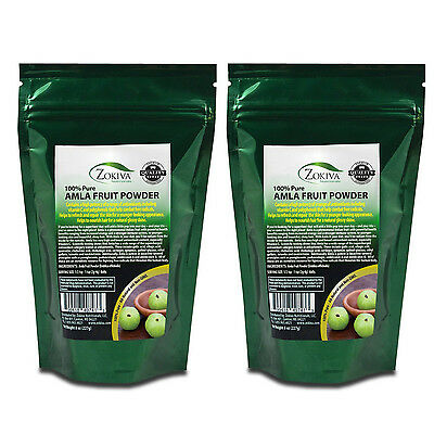 Amla Powder From Fruit 1 Lb Pack (emblica Officinalis) Or...