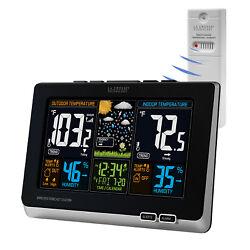 308-1414B La Crosse Technology Wireless Weather Station TX141TH-BV2 Refurbished