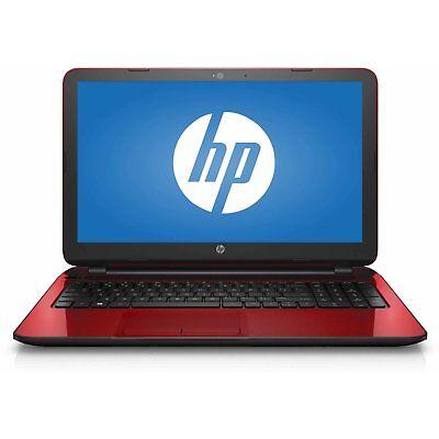 Hp 15 F272wm Red 15 6 Inch Premium Flagship Laptop
