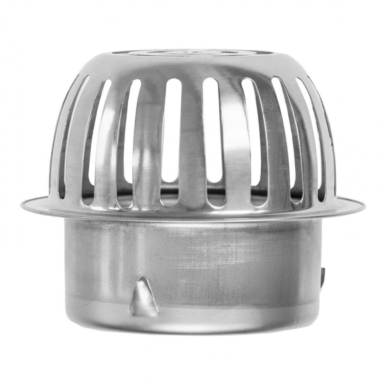 Sieb für Regenrohrfilter 110 mm Laubfang für Fallrohrschutz