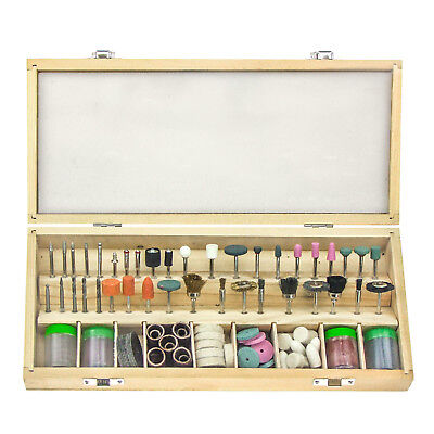HFS(R) 228-Piece Rotary Tool Accessories Kit Grinding Polishing Shank Craft Bits