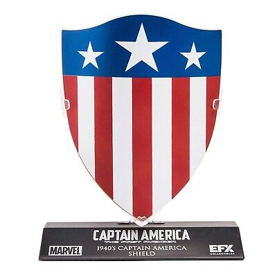 Marvel's Captain America 1940's Shield 1:6 Scaled replica Loot Crate January ...