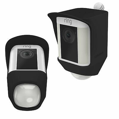 For Ring Spotlight Battery Camera Silicone Skin UV /Weather Resistant Case Cover ()