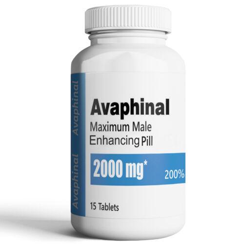 Avaphinal Premium Maximum Male Enhancement Pills ED - ERECTION GUARANTEED