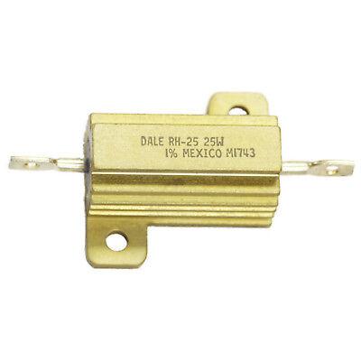 Dale Rh Series Wirewound Resistor 140 Ohms 25 Watt 1