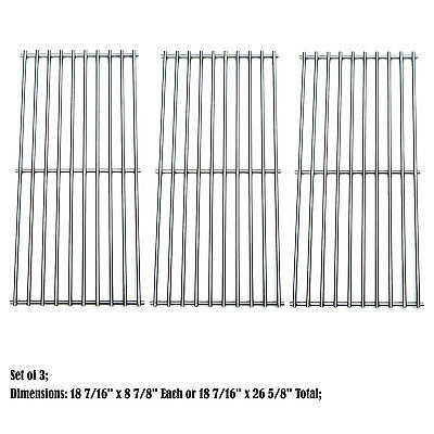 SCX473 Stainless Steel Cooking grid Replacement Char-broil Gas Grill