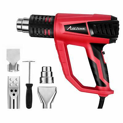 Heat Gun With Variable Temperature 122-1022