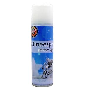 16-00-L-150ml-Nieve-Spray-Deco-Navidades-Nieve-Spray-Nieve-Nieve-Artificial