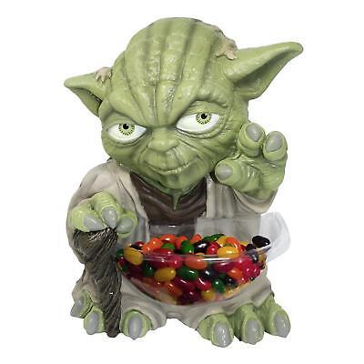 Star Wars Mini Candy Bowl Holder Yoda ()