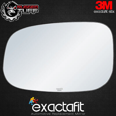 New Replacement Driver's Side Mirror Glass for VOLVO C30 C70 S40 S60 S80 V50 V70