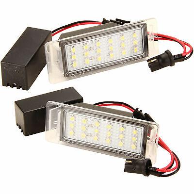LED Kennzeichenbeleuchtung für OPEL Mokka X | Insignia A + B SportsTourer |71201