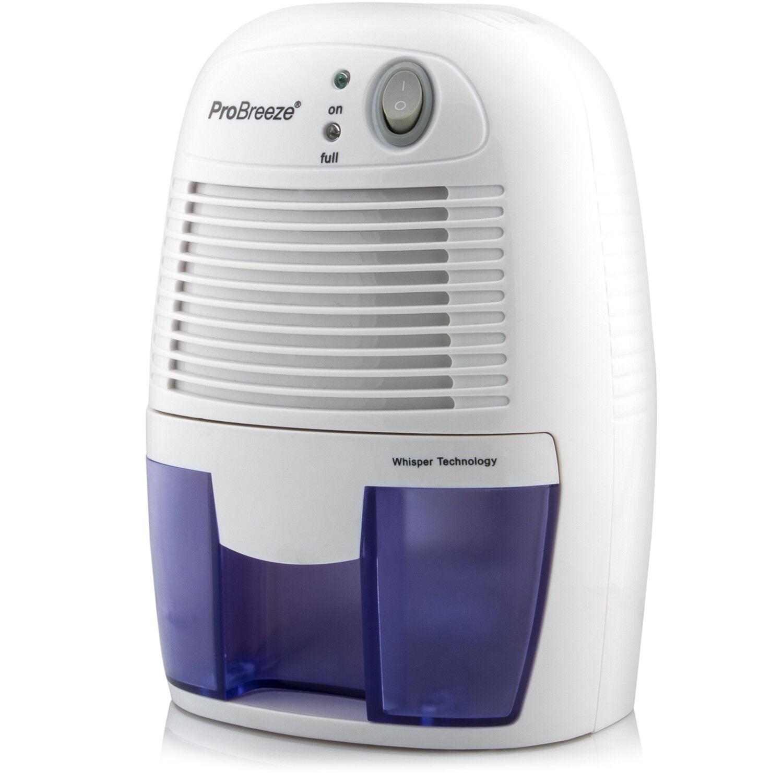 Pro Breeze® Electric Mini Dehumidifier - 1200 Cubic Feet -